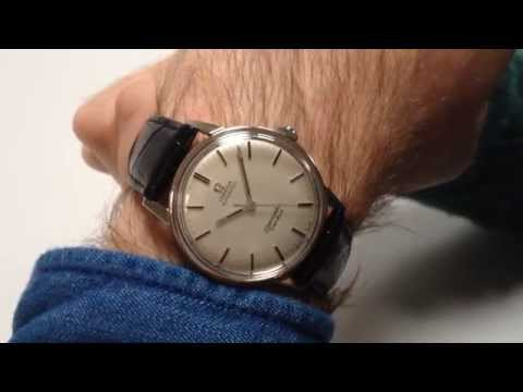 OMEGA vintage wristwatch, Seamaster Genève Ref. 165.002, circa 1968