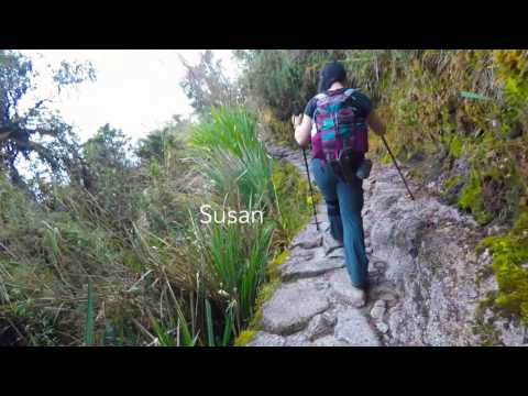 Inca Trail May 2017