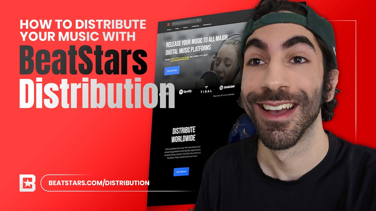 How To Distribute Your Music With Beatstars Distribution Youtube