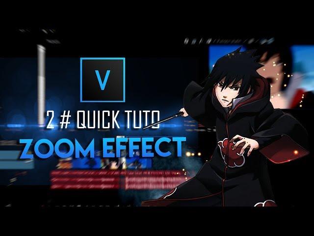 2 Quick tuto Zoom   In Sony Vegas