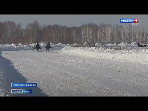 В Любинском районе