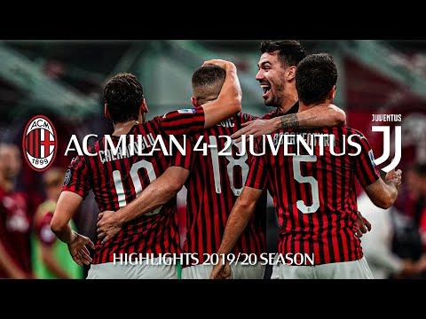 Highlights | AC Milan 4-2 Juventus | Matchday 31 Serie A TIM 2019/20