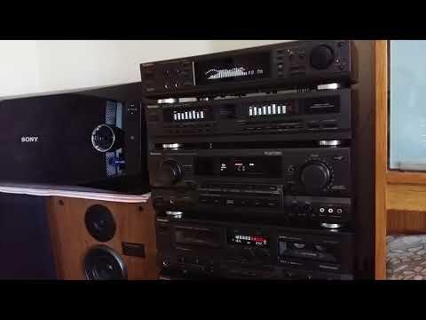 TECHNICS HI-FI Audio System - American Classics 80's