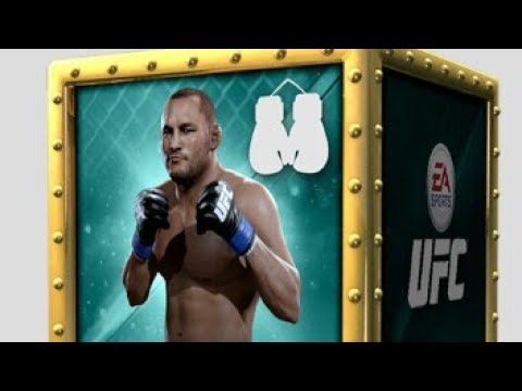 EA Sports UFC Mobile H2H Season 21 Rank 8 Pack Opening