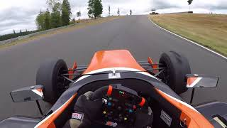Formula 4 at the Ridge Motorsports Park, Shelton, WA