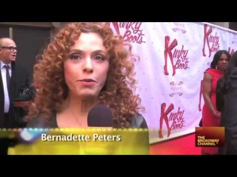 Backstage on Broadway EXTRA: OPENING NIGHT Kinky Boots'