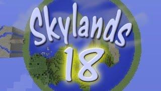 Skylands Survival! Ft. ImmortalHD Segment 18: Floaty Dungeon
