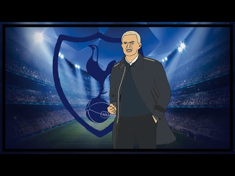[Tifo Football] An Early Look At Mourinho's Tottenham Tactics