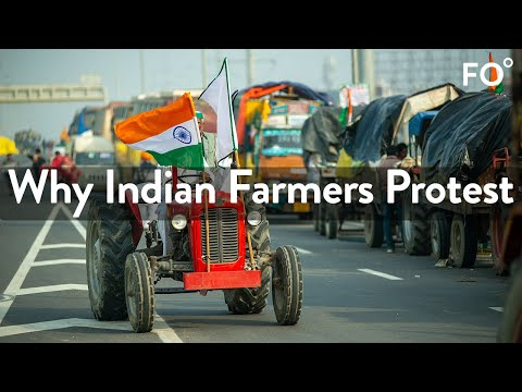 Why Farmers Protest in India