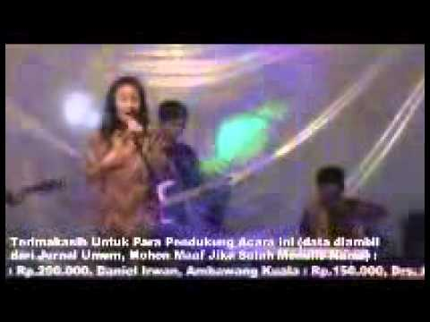 Pantero Band - Ngalapasat'n Rindu, Cipta Markus Lingga