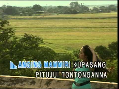 Anging Mammiri- Makassar Song