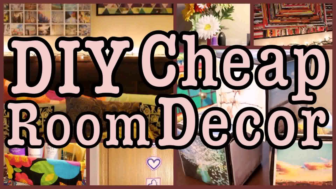 Easy crafts for decorating your room - Easy Crafts For Decorating Your Room 39