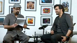 Humayun Saeed funny interview with Voice Over man - PROMO