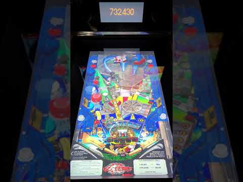 Arcade1up Pinball No Good Gofers Gameplay from Kevin F