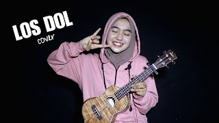 Los dol - Denny Caknan cover by adel angel ukulele version