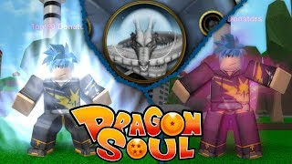 Dragon Soul! | New Dragon Ball Z Online RPG on Roblox!