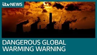 Key points from the UN's Intergovernmental Panel on Climate Change report| ITV News