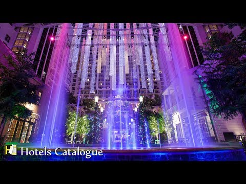 Gaylord National Resort & Convention Center Hotel Tour - National Harbor, Maryland Hotels