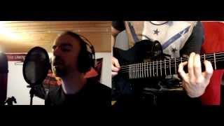 If I Could See You Iced Earth Cover