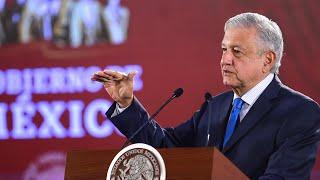 Presentación del Plan de Negocios de Pemex. Conferencia presidente AMLO