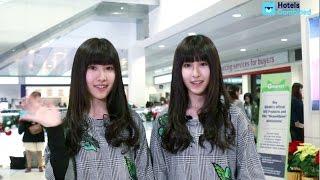 Sandyu0026Mandy 2016MAMA Hong Kong 活動出席