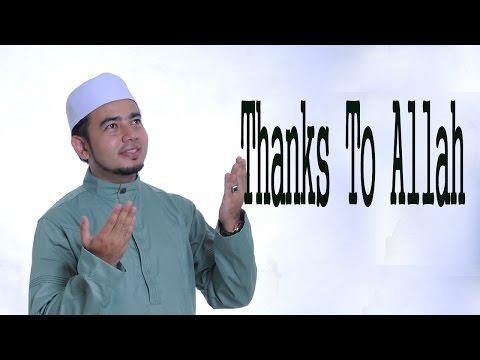 Nabil Ahmad - Thanks To Allah