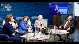 Круглый стол «Русский язык. Как сохранить историческую преемственность?»