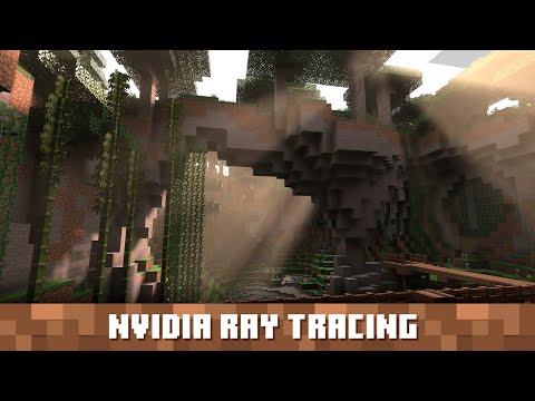 Minecraft Will Receive Nvidia-Exclusive RTX Update for Raytracing Support