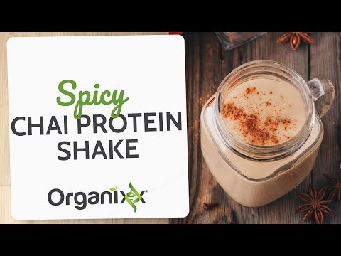 Recipe Vanilla Chai Protein Shake