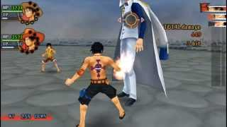 One Piece: Romance Dawn - Boss 31: Aokiji aka Kuzan
