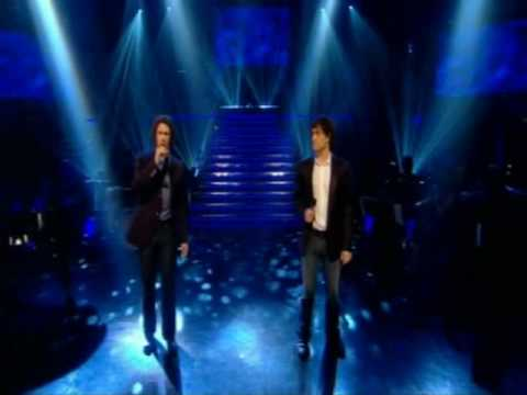 Lee Mead and Josh Groban - You Raise Me Up