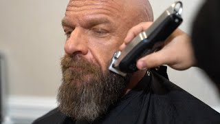 Download Triple H gets ready for Hall of Fame with a new patch to his vest: Triple H's Road to WrestleMania Mp3 and Videos