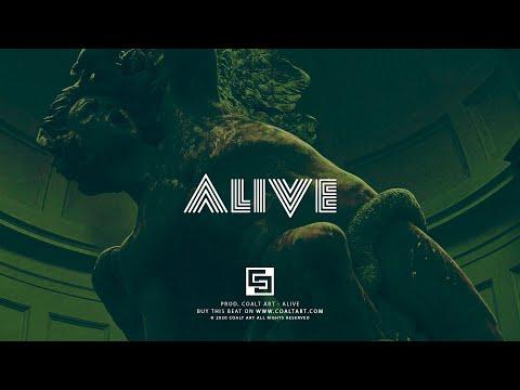 COALT ART - Alive (rap instrumental | oldschool type beat)