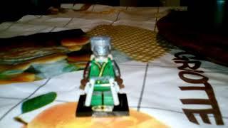 Lego fortnite diecast skin