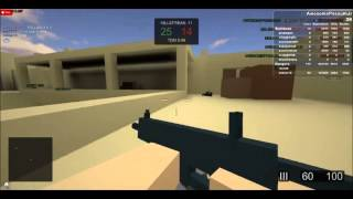 CHAMP de bataille ROBLOX - ACR Gameplay - TDM Win