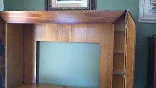 Furniture Spotlight:  Grange Flat Screen Entertainment Center - Deal Of The Week