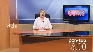 VTV Dnevnik najava 17. srpnja 2019.