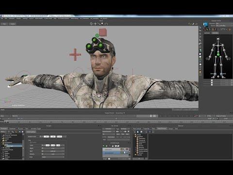 Sesión 1/6: Seminario de animación 3D con Manuel Torres de Ubisoft