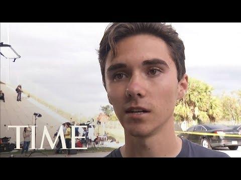 Florida School Shooting Survivor Describes Horror In Detail: 'This Is Not Acceptable!'   TIME