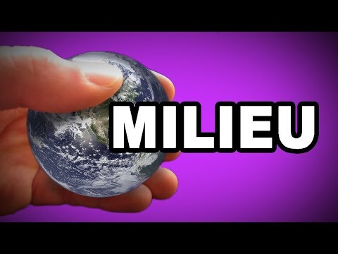 🌎🙆 Learn English Words: MILIEU - Meaning, Vocabulary with Pictures and Examples