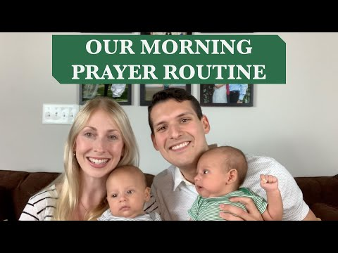 Our Morning Prayer Routine