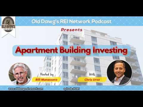 081: Apartment Building Investing