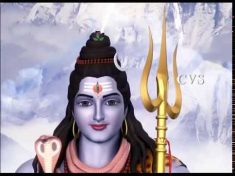 SHIVA PANCHAKSHARI STOTRAM   3D Animation God Songs 3D IMAGES