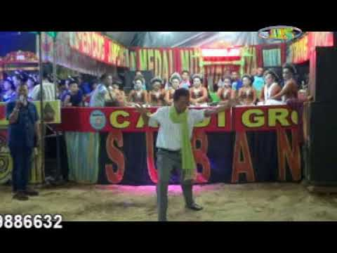 PENJUG JAIPONG CASDI GROUP/IN ALIA MOTOR CARACAS II  baju loreng