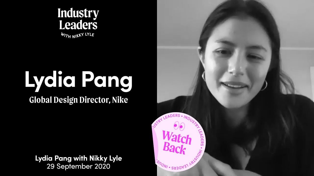 esqueleto Sala Limpiamente  Lydia Pang: Global Design Director at Nike | Industry Leaders - YouTube
