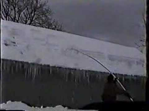 Phillips Snow Cutter   Better Than A Roof Rake   YouTube