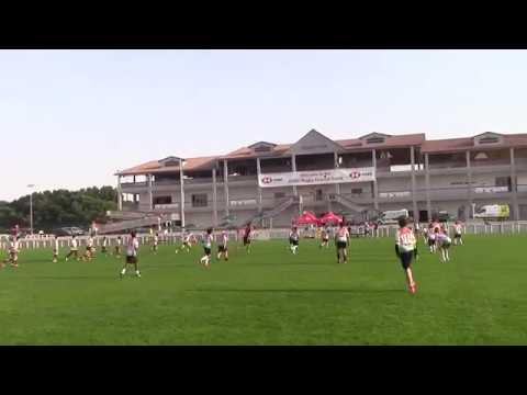 HSBC Tournament 2018 Harlequins vs Muscat Pirates U12    Sora Try