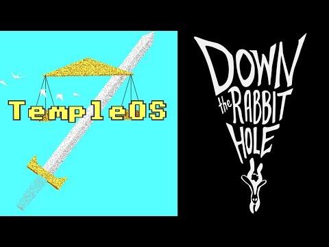 TempleOS | Down the Rabbit Hole