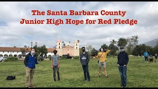 SBJH Hope for Red Pledge Video