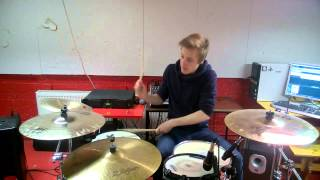 While She Sleeps  - Torment  - Drum cover